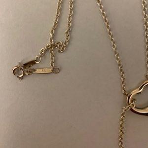 Tiffany & Co. Jewelry - Tiffany's Open Heart Necklace